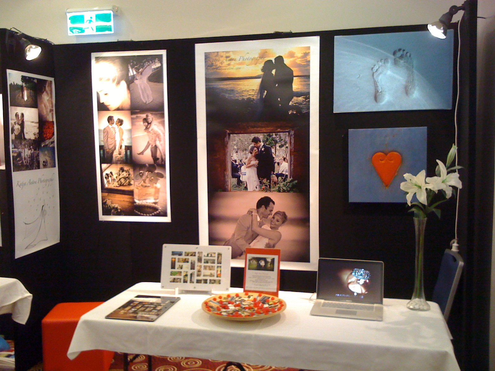 Bridal Expo Stands : Wedding expo… katja anton s photography
